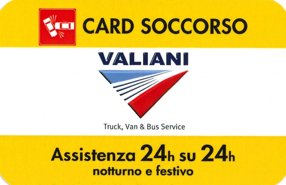 soccorso stradale Valiani