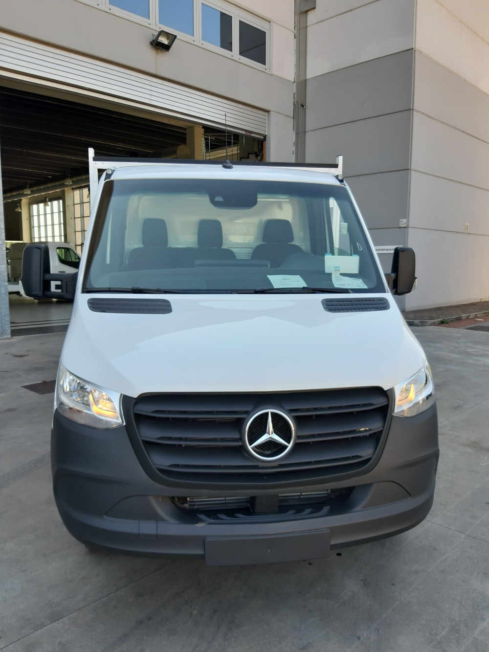 Allestimenti autocarro Mercedes Benz