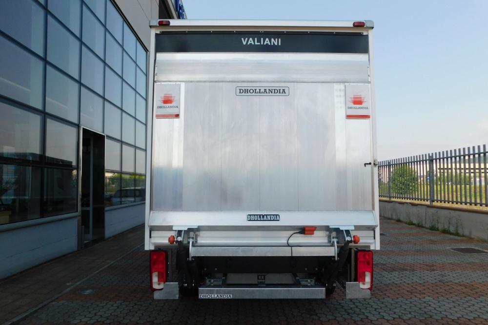 allestimento furgone volkswagen