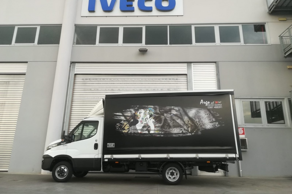 Allestimento Iveco Daily 35c12