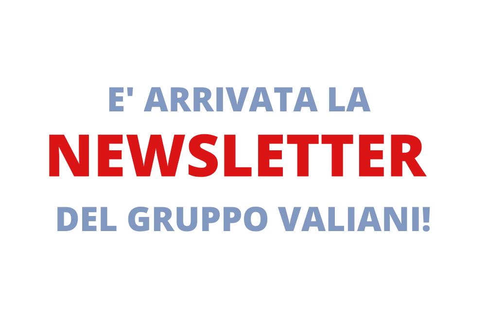 newsletter valiani