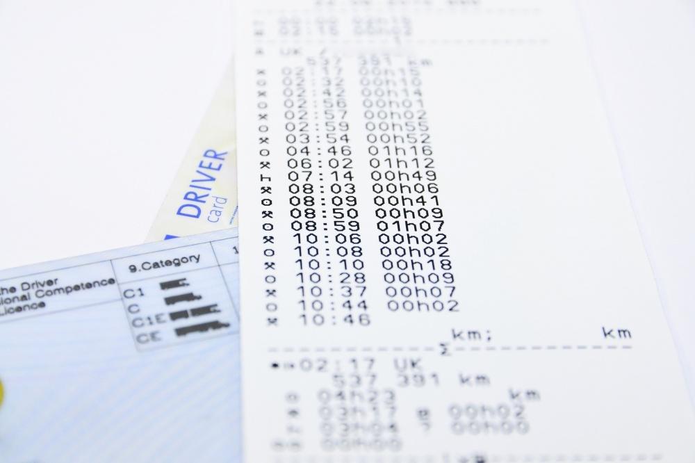 nuova numerazione carte tachigrafiche
