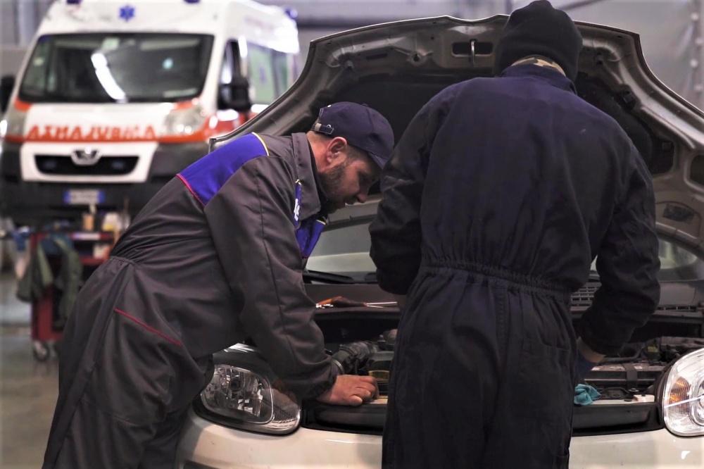 progetto smart car valiani