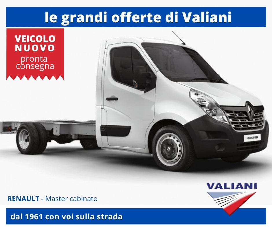 renault master tctp nuovo