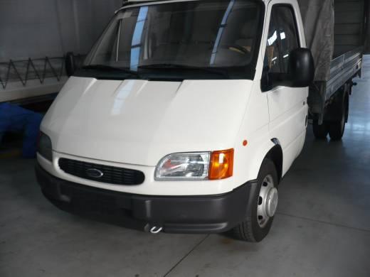Ripristino Ford Chassis Cab