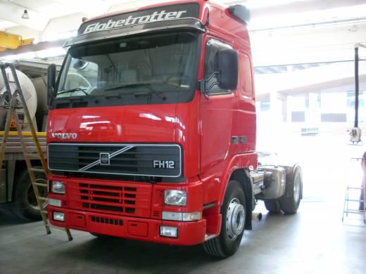 Ripristino trattore Volvo