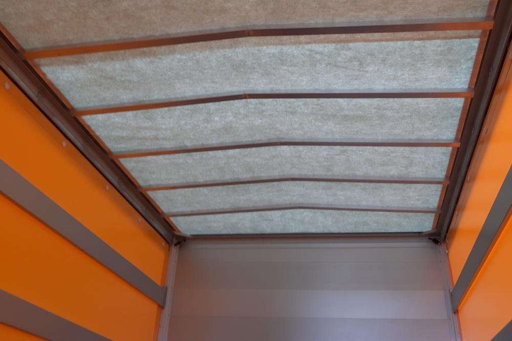 tetto alluminio renault master